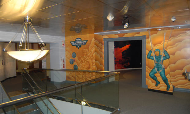 Parachute Museum Anniversary