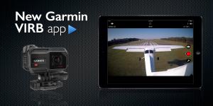 New Garmin VIRB camera app available