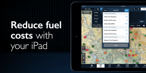 Use your iPad to help reduce fuel costs