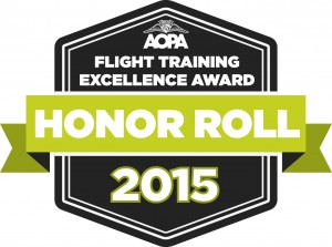 Sporty's Academy recognized for flight training excellence