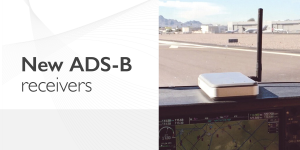 New ADS-B receivers announced