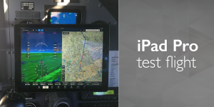 iPad Pro test flight – does it work for pilots?