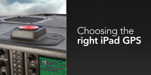 Choosing the right iPad GPS – tips for pilots