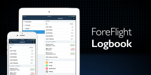 ForeFlight 7.5 adds new logbook, area forecast discussions