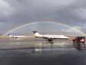 Picture of the day: Over the rainbow