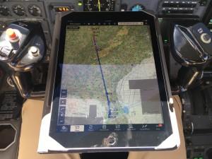 Flight test: new 9.7″ iPad Pro