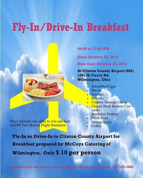 Fly-in drive-in