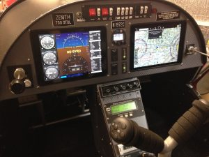 Check it out: a dual iPad instrument panel