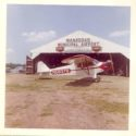 TBT: Vintage photo of a vintage plane
