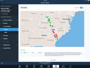 5 weather reports you should be using in ForeFlight