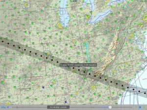 Plan your eclipse trip on your iPad