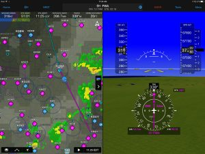 Flying with the Garmin GDL 51 SiriusXM receiver
