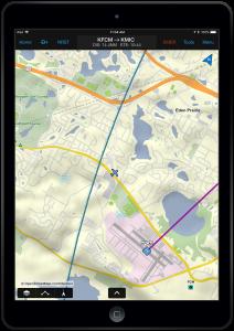 Garmin Pilot 9.1 adds new StreetMap layer and global winds aloft