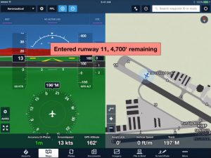 Understanding ForeFlight alerts and notifications