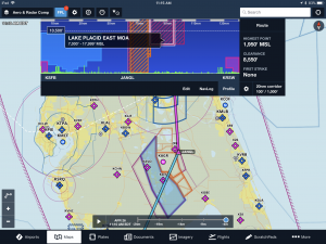 How to use the new Search and Airspace features in ForeFlight 10