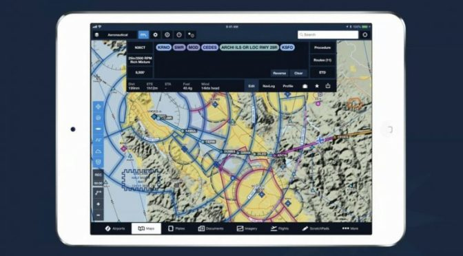 Get the most from ForeFlight – Advanced tips from ForeFlight's lead product designer