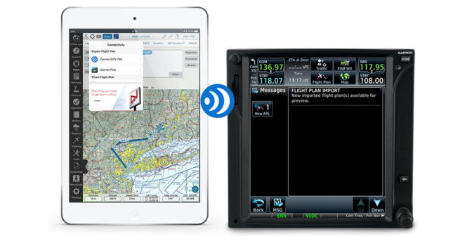Garmin buys Fltplan.com, setting up big rivalry with ForeFlight