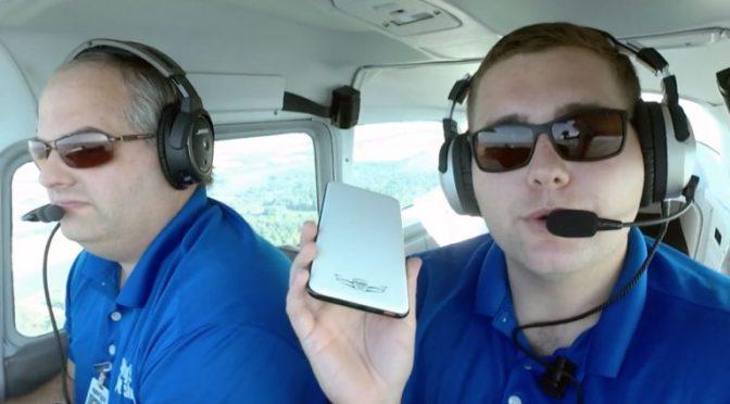 Product PIREP video: Flight Gear Battery Pack