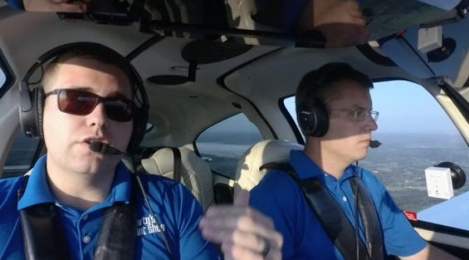 Product PIREP video: ForeFlight Sentry ADS-B Receiver
