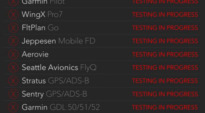 iOS Update Green Light program: iOS 12.0.1