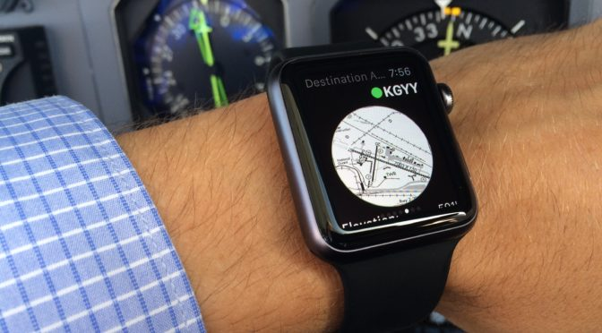 Top aviation apps for Apple Watch