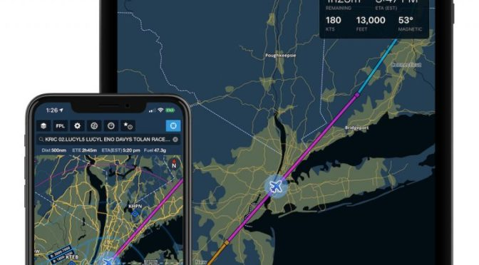 How to use ForeFlight's new Passenger app