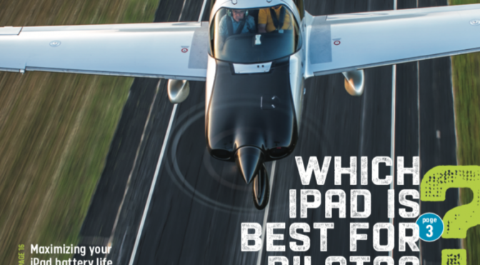 iPad Pilot News print edition