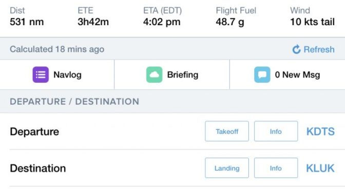 How to calculate takeoff and landing distance with ForeFlight 11.4