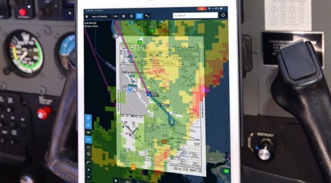 New Aviation Weather course available in Sporty's Pilot Training app